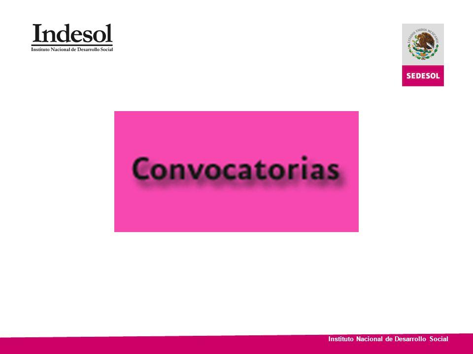 Convocatorias Equidad de género Programa de Profesionalización y Fortalecimiento de las OSC Iniciativas ciudadanas en materia de educación y promoción de los derechos humanos en el D.F.