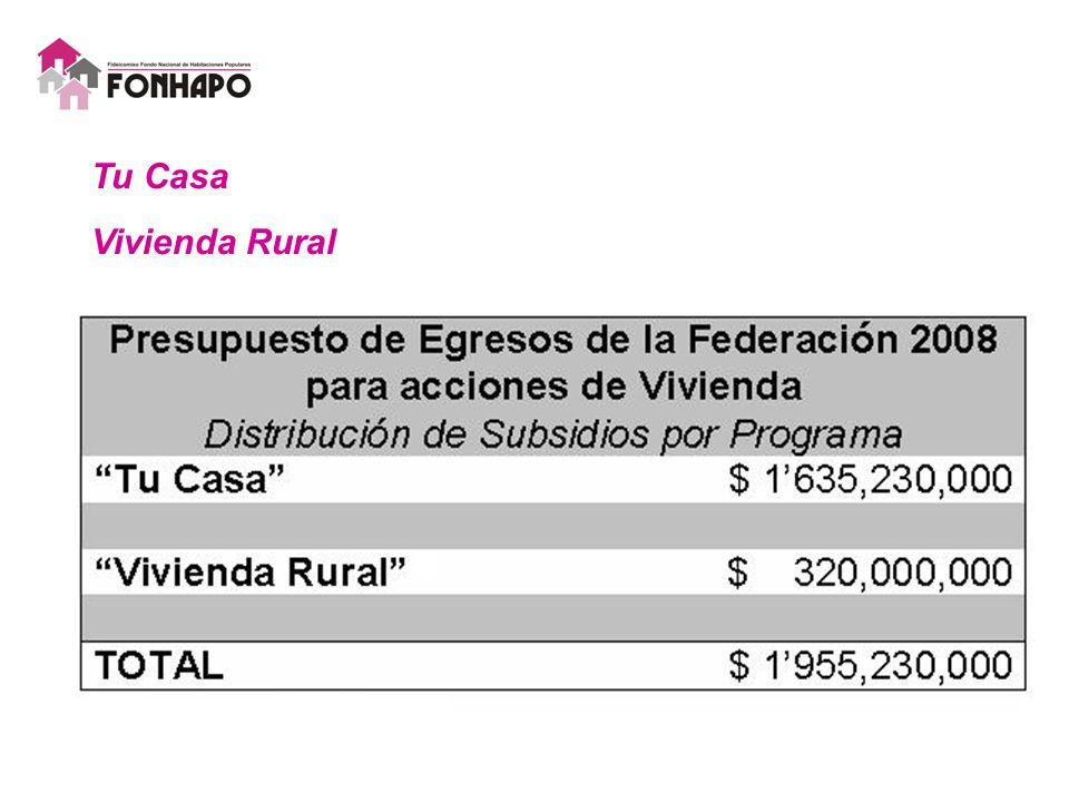 Tu Casa Vivienda Rural