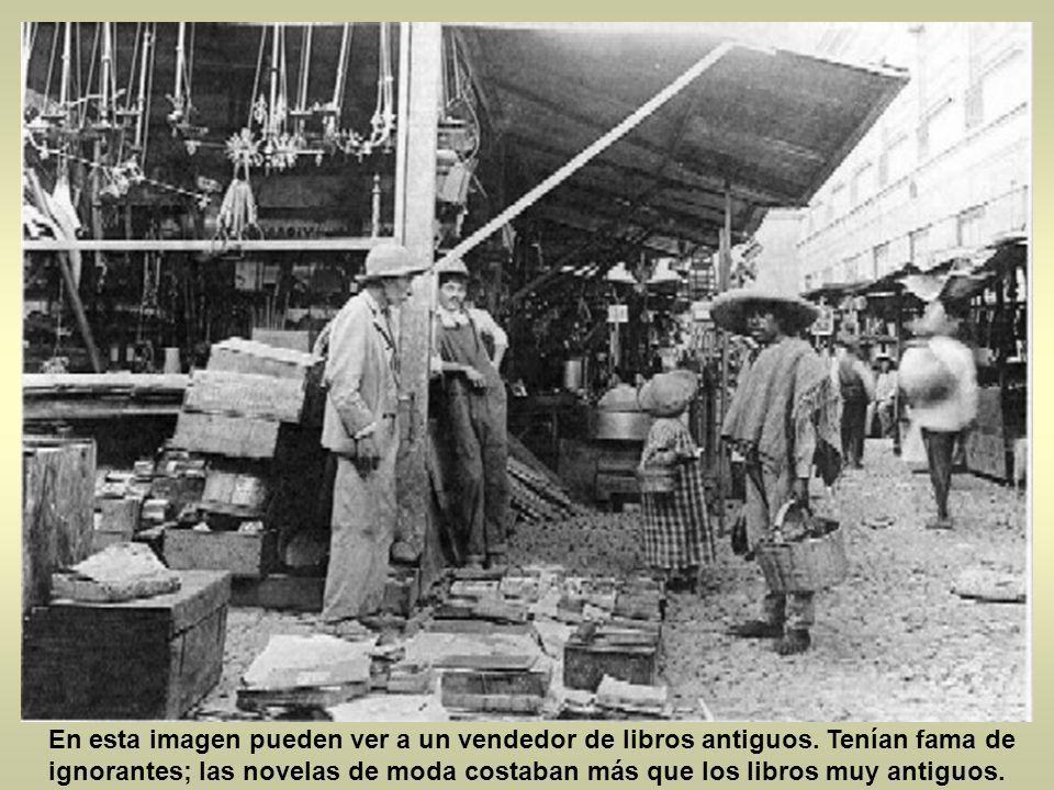 Entre sus clientes se encontraban ladrones, pueblerinos, pobres, personas que buscaban lo que les habían robado e intelectuales