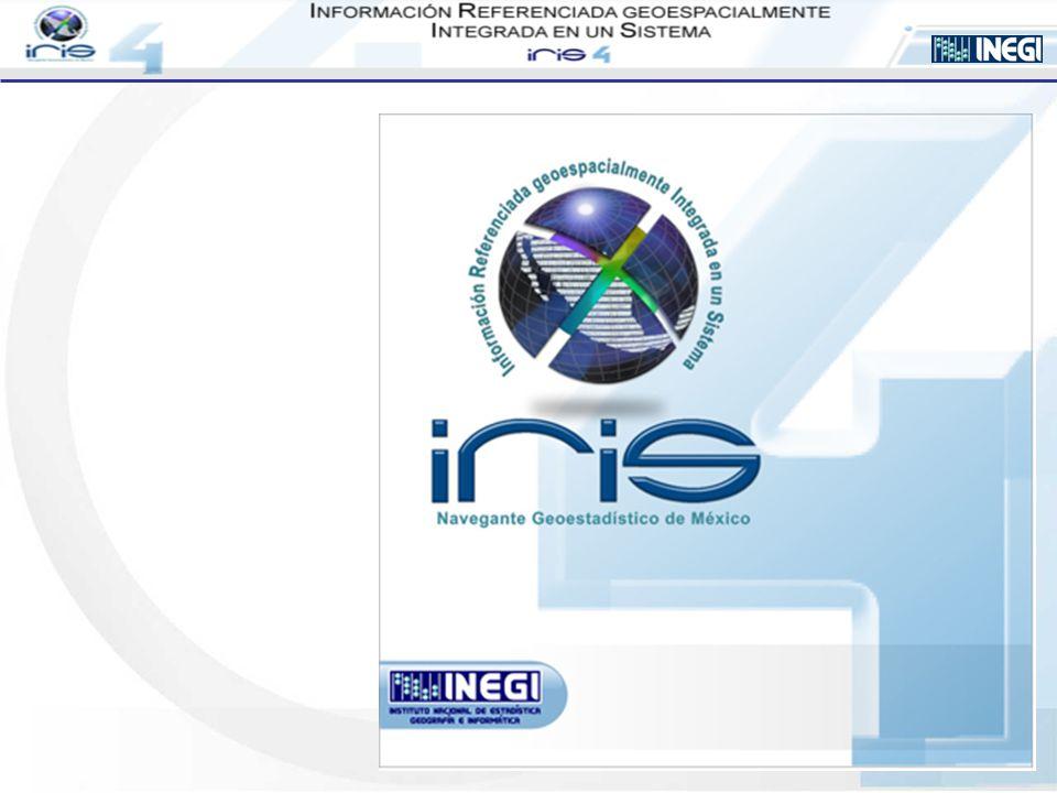 ANTECEDENTES En la década de los 80´s INEGI implementa trabajos orientados al uso de las nuevas tecnologías informáticas.