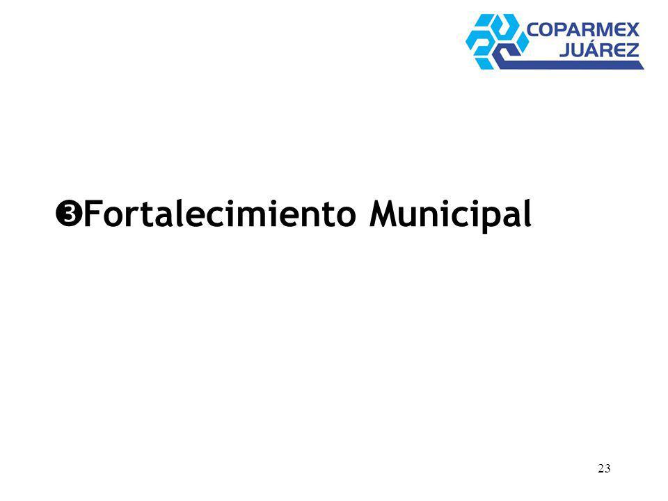 23 Fortalecimiento Municipal