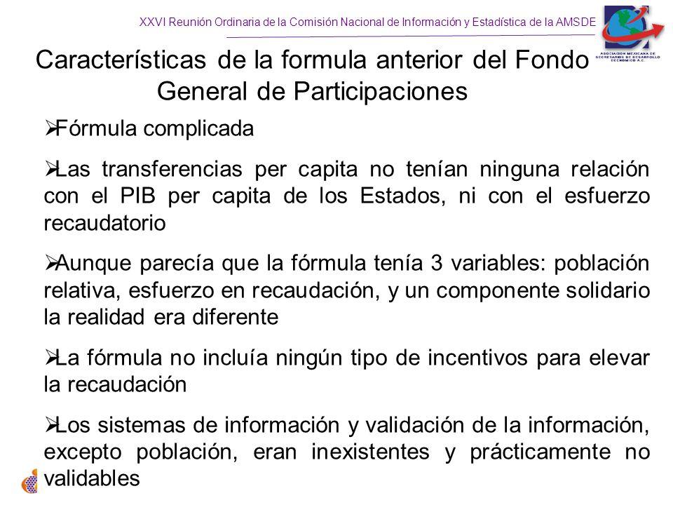XXVI Reunión Ordinaria de la Comisión Nacional de Información y Estadística de la AMSDE Modelo Anterior, Pi 07