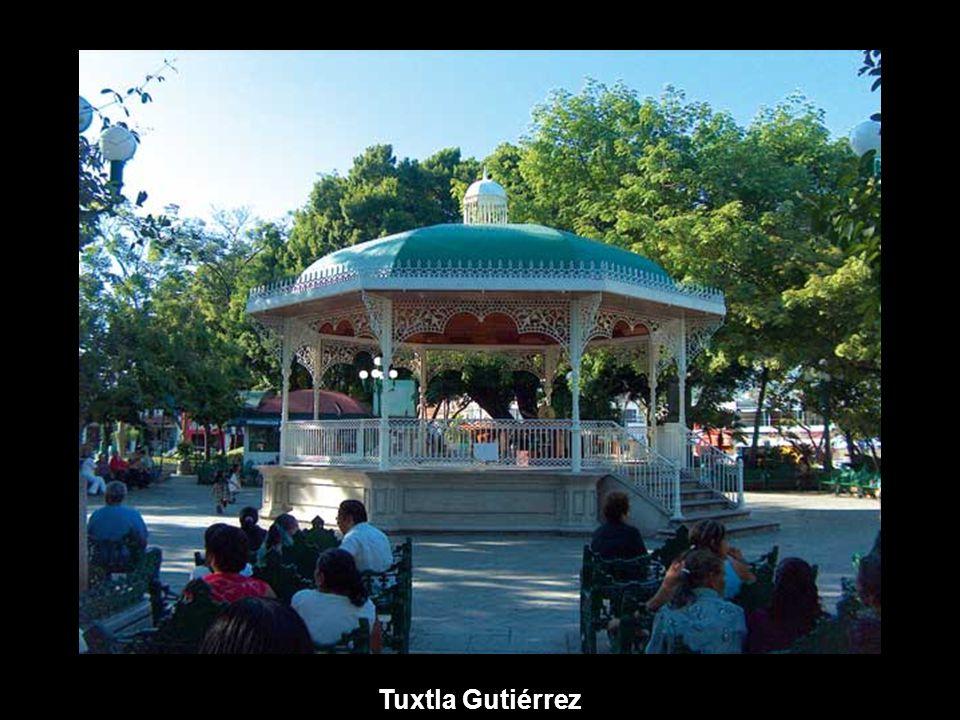 CHIAPAS Uno de los estados más hermosos de México