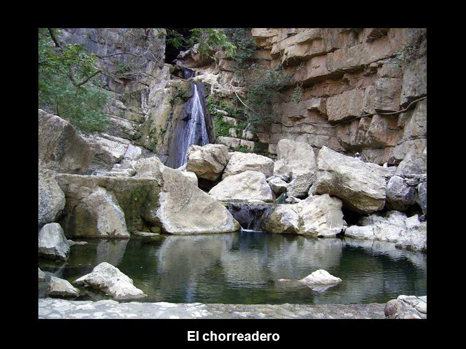 Cascada el Chifón