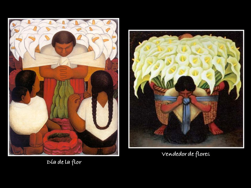 Desnuda con ramo de flores Retrato de Ruth Rivera