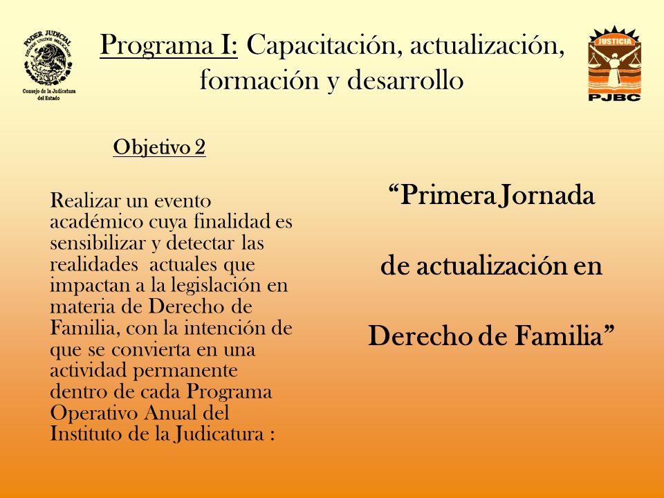PODER JUDICIAL DEL ESTADO DE BAJA CALIFORNIA CONSEJO DE LA JUDICATURA DEL PODER JUDICIAL DEL ESTADO DE BAJA CALIFORNIA INSTITUTO DE LA JUDICATURA DEL ESTADO DE BAJA CALIFORNIA PROGRAMA OPERATIVO ANUAL 2009 COMPARATIVO PORCENTUAL DE ACTIVIDADES POR PROGRAMAS