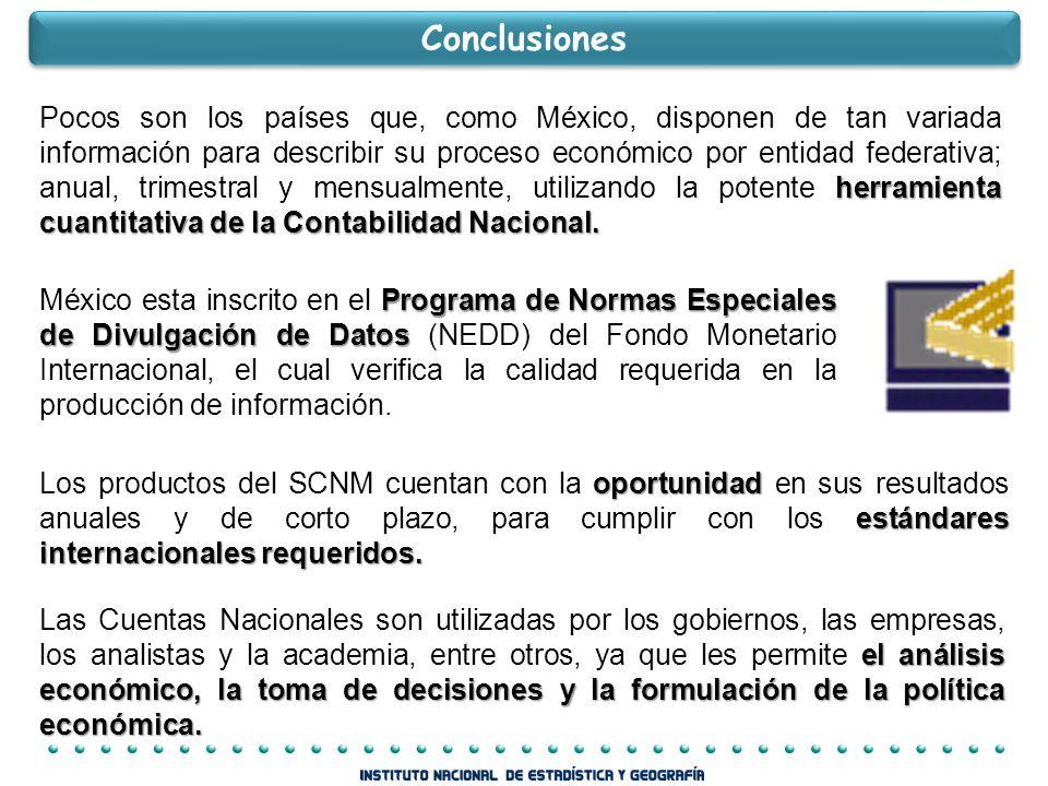 herramienta cuantitativa de la Contabilidad Nacional.
