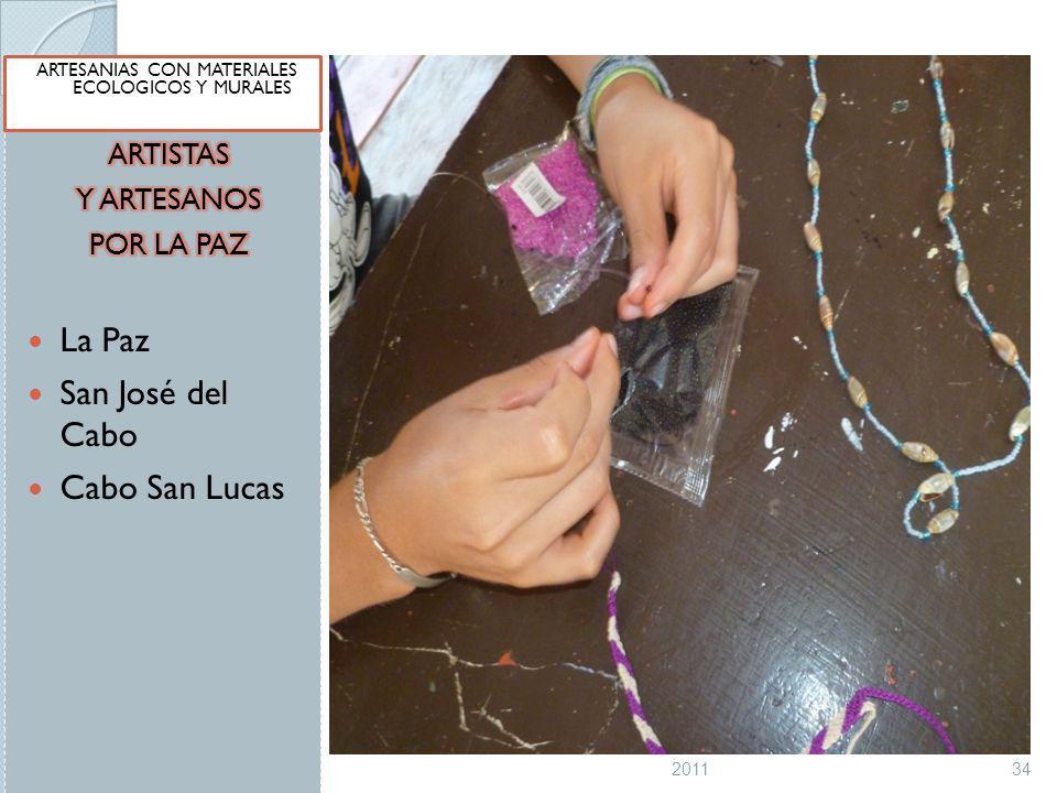 ARTESANIAS CON MATERIALES ECOLOGICOS Y MURALES 342011