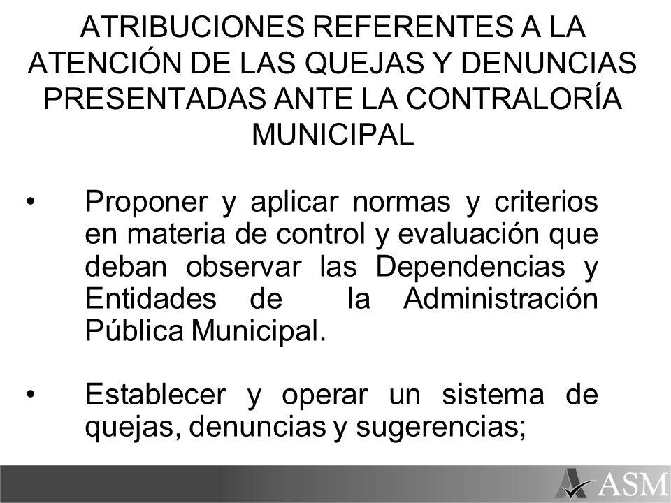 FORMULACIÓN Y PRESENTACIÓN DE QUEJAS Y DENUNCIAS Cualquier servidor público o ciudadano, podrá formular queja y/o denuncia ante la Administración Pública Municipal de la Entidad que corresponda, en contra de los Servidores Públicos que la integran, respecto de las conductas a que se refiere el artículo 44 de la Ley de Responsabilidades de los Servidores Públicos del Estado de Michoacán.