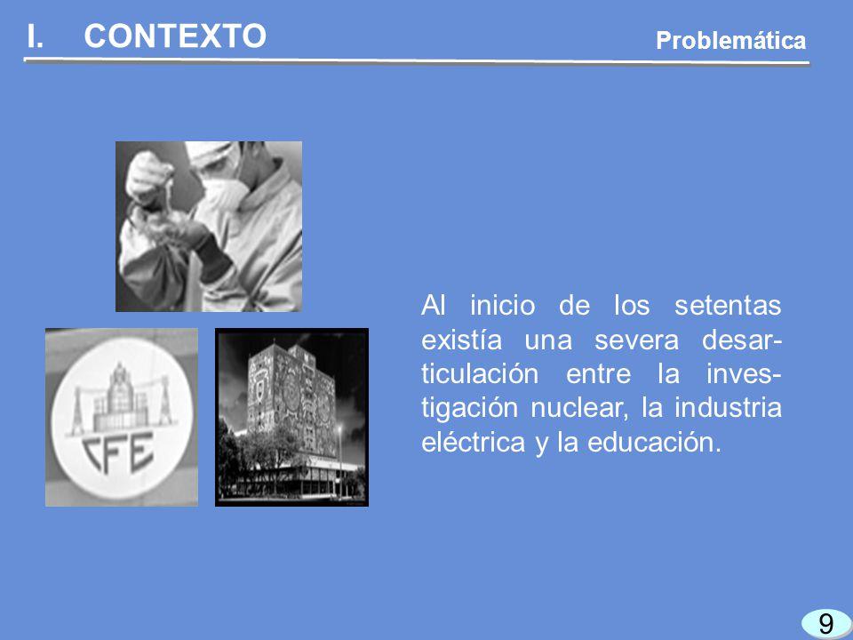 20 III.UNIVERSAL CONCEPTUAL 1. Investigación y desarrollo tecnológico.