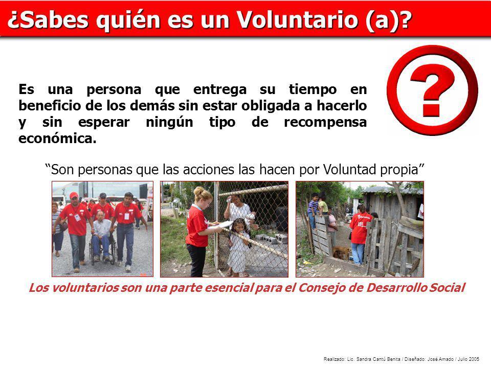Perfil y Valores del Voluntario (a) Perfil del Voluntario (a) El Voluntario (a) debe contar con los siguientes valores : 1.