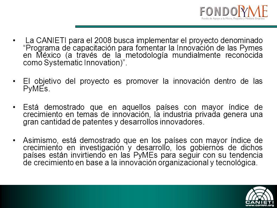 Mexico FIRST está diseñado para establecer una institución nacional, enfocada en lograr la certificación reconocida internacionalmente, a través de otorgar programas de capacitando al capacitador.
