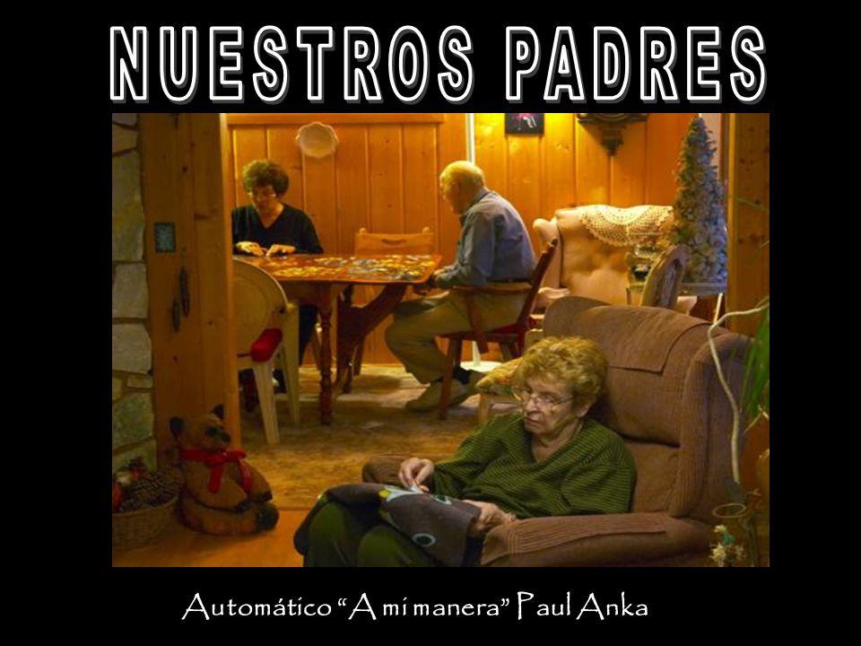 Automático A mi manera Paul Anka