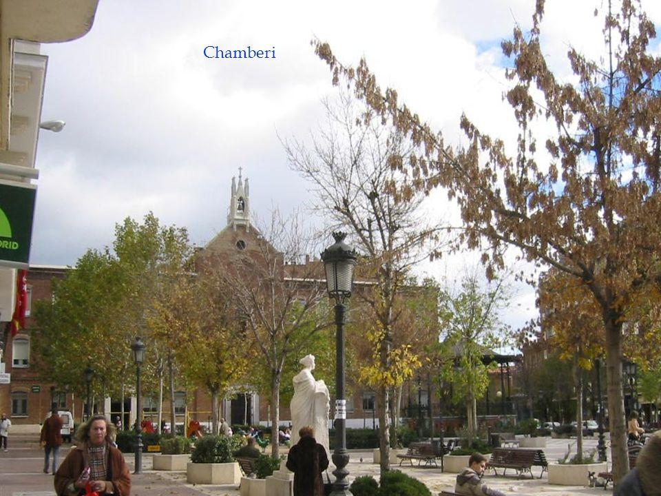 Barrio de Chamberi