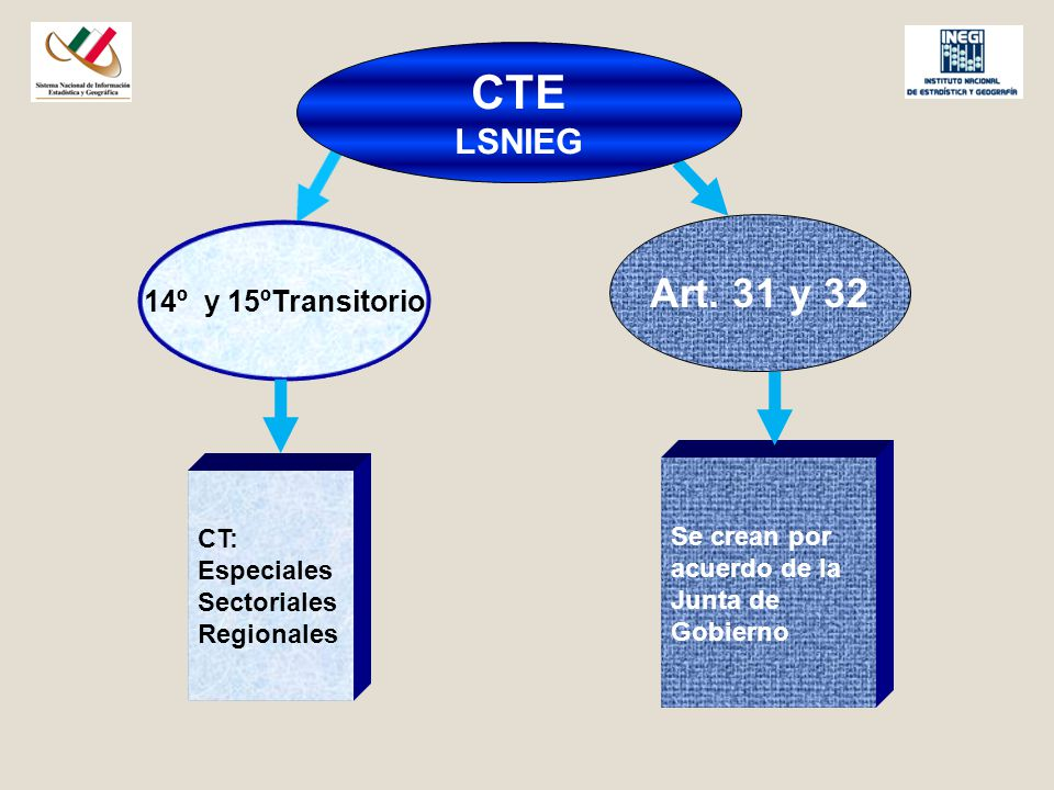 CTE LSNIEG 14º y 15ºTransitorio Art.