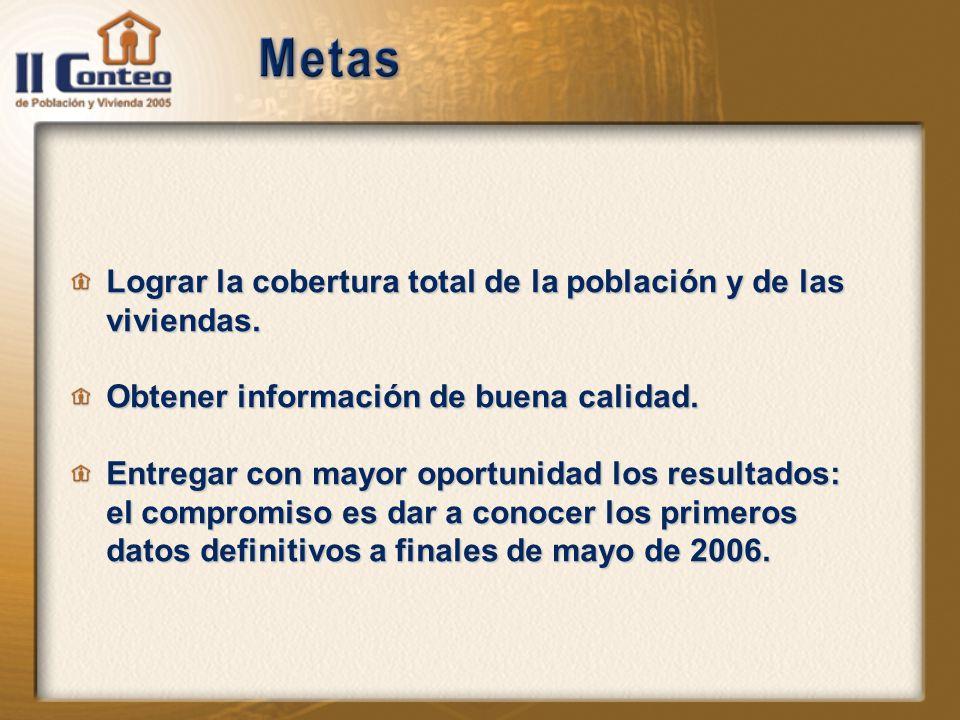 La participación de más de 56 mil entrevistadores para contar a la población mexicana, con especial atención en la población hablante de lenguas indígenas.