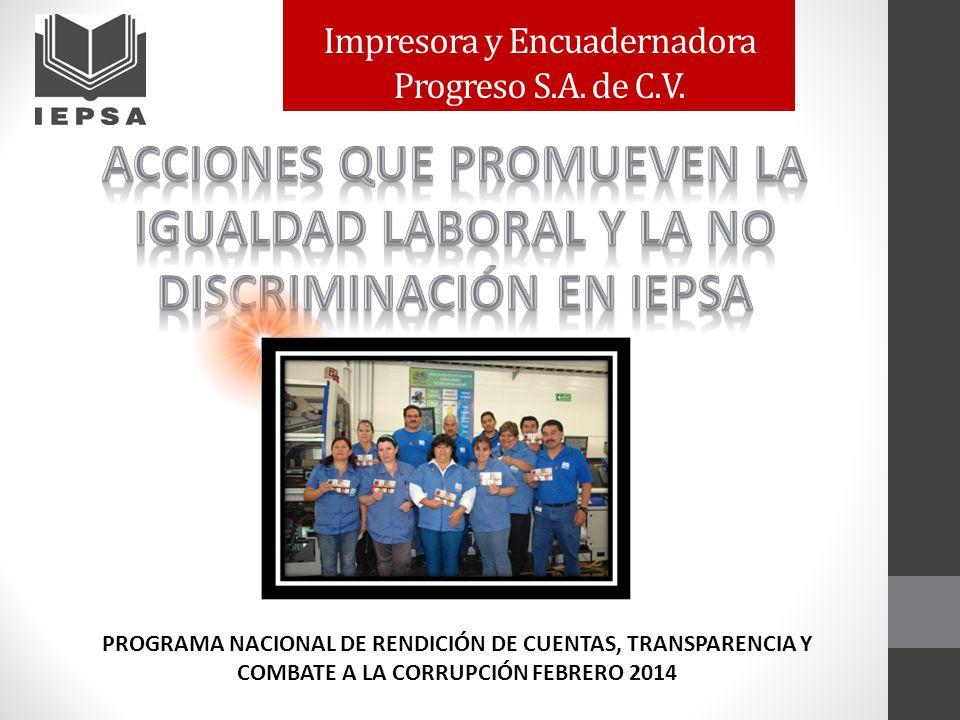 Impresora y Encuadernadora Progreso S.A.de C.V.