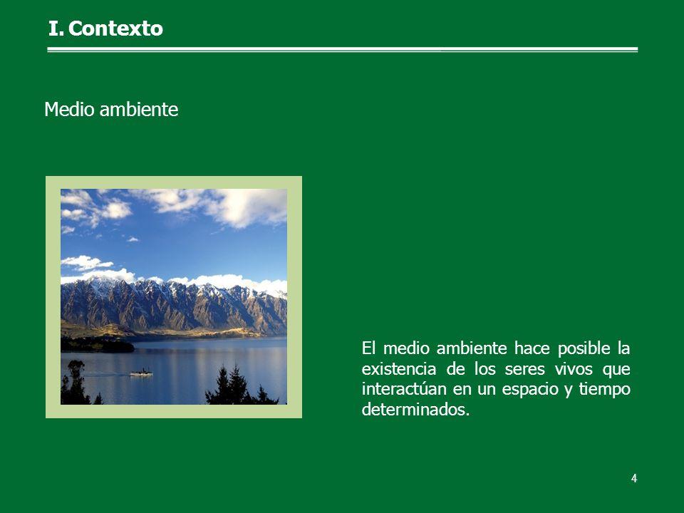 A 2009, México suscribió 62 trata- dos internacionales en materia de medio ambiente.
