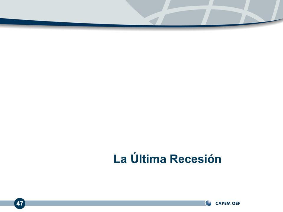 La Última Recesión 47