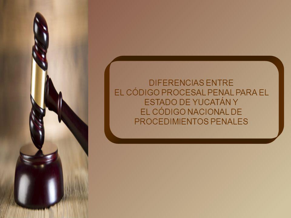 CPPY Tribunal de Juicio Oral Denominación del órgano jurisdiccional que conoce de la etapa de juicio CNPP Tribunal de Enjuiciamiento