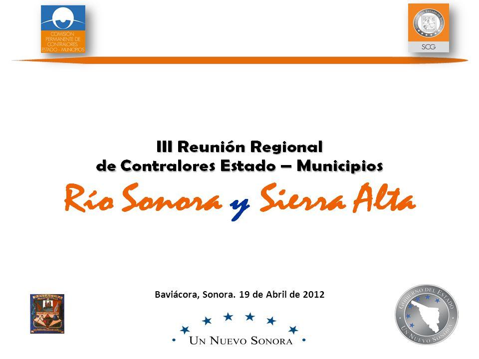 Baviácora, Sonora. 19 de Abril de 2012