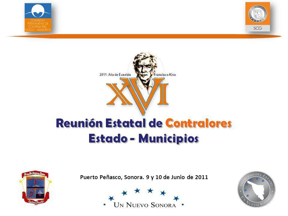 Puerto Peñasco, Sonora. 9 y 10 de Junio de 2011