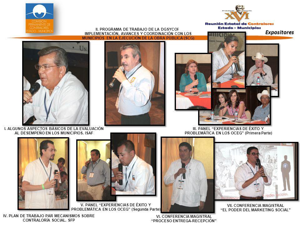I.ALGUNOS ASPECTOS BÁSICOS DE LA EVALUACIÓN AL DESEMPEÑO EN LOS MUNICIPIOS.