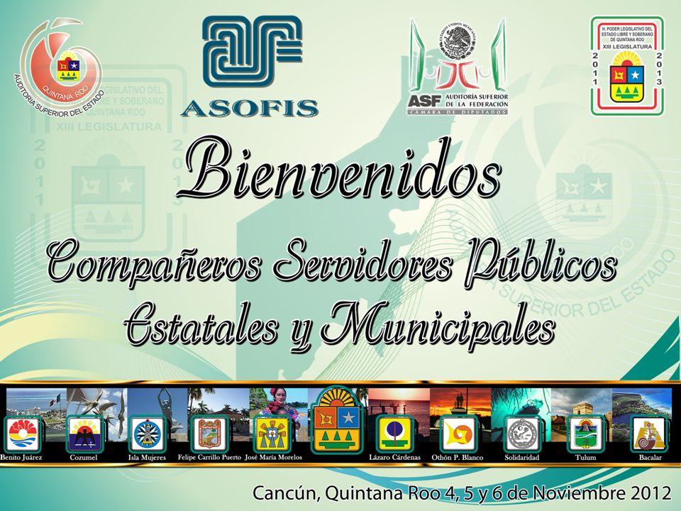Tercera Jornada de Capacitación Interna a Servidores Públicos de los Gobiernos Estatal y Municipales Cancún.
