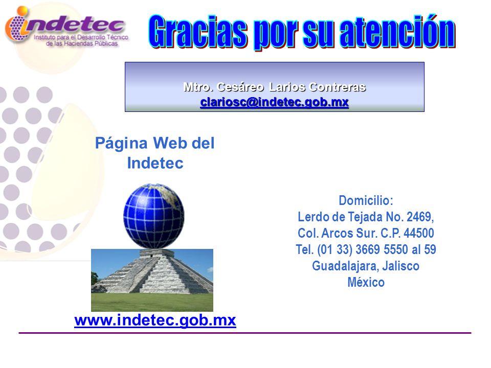 Domicilio: Lerdo de Tejada No. 2469, Col. Arcos Sur.