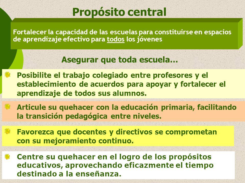 Previsor y negociador de necesidades específicas personales y grupales.