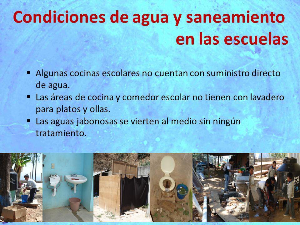 Objetivos del programa SWASH+ Implementar un modelo integrado de agua, saneamiento ecológico e higiene, con impacto en la comunidad, en 20 escuelas en la Sierra Sur de Oaxaca.