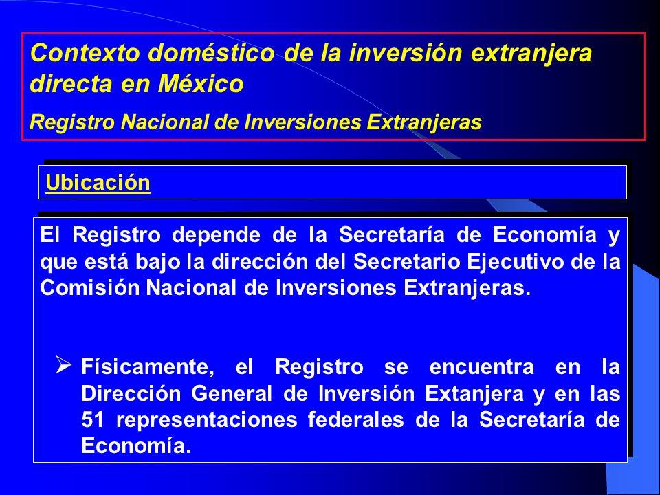 I. Verificar que se cumplan las disposiciones jurídicas en materia de límites máximos de participación de la inversión extranjera. II. Obtener informa