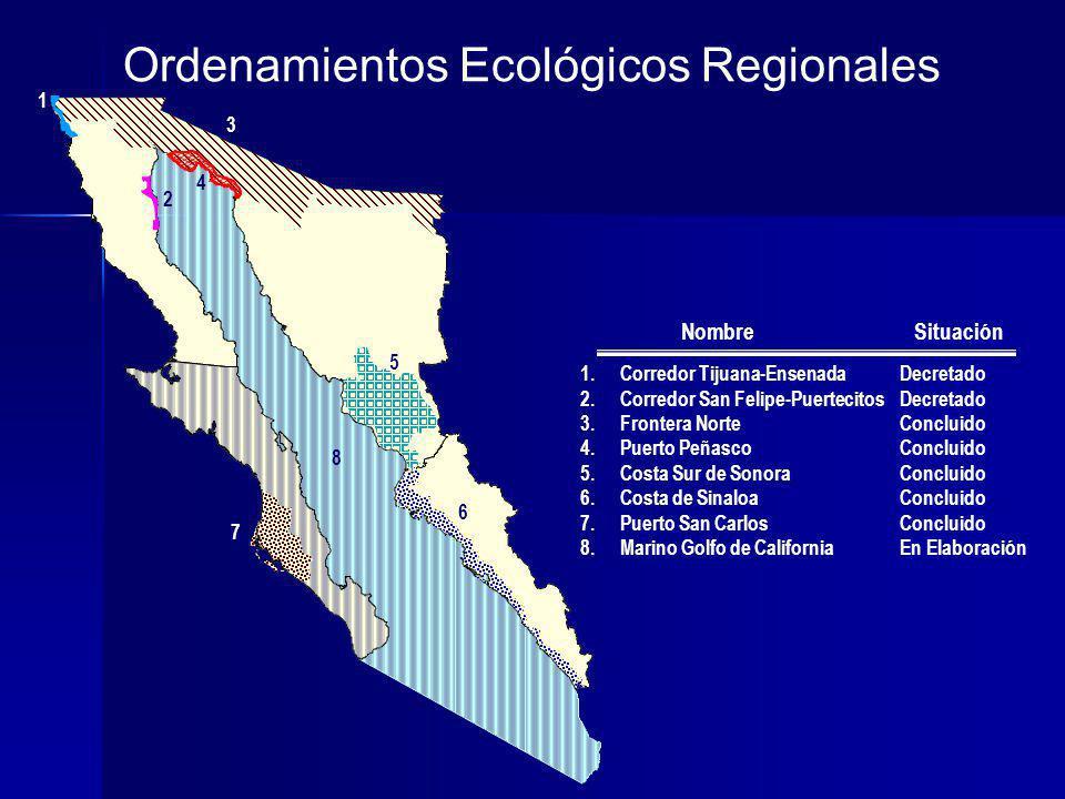 www.semarnat.gob.mx Dirección General de Política Ambiental, Integración Regional y Sectorial vicente.arriaga@semarnat.gob.mx Dir.