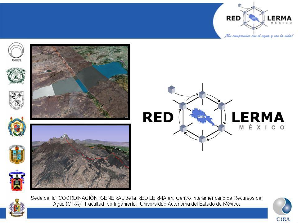 CONTENIDO PARTE 1: LA RED LERMA DEFINICIÓN ENTORNO OBJETIVO GENERAL PLAN GENERAL DE TRABAJO ESTRUCTURA GENERAL MÉTODO DE TRABAJO IMPACTOS ESPERADOS PARTE 2: VINCULACIÓN RED LERMA Adhesión a la Red Lerma Formación de redes locales