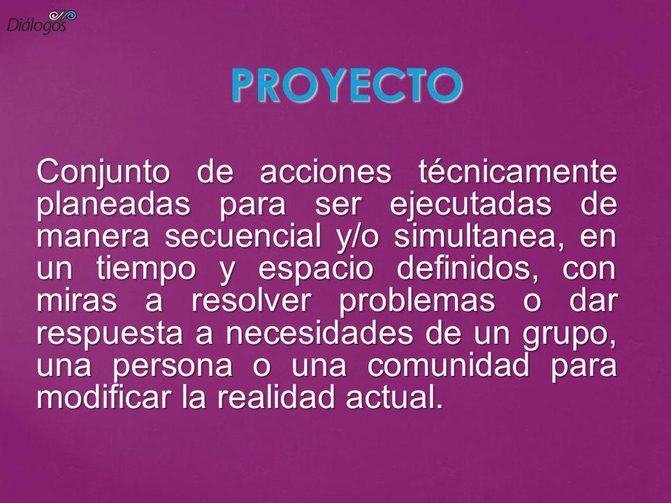 COMPONENTES 12 34567 Diseño y elaboración del proyecto Diagnóstico Objetivos Metas Acciones Metodología PresupuestoEvaluación