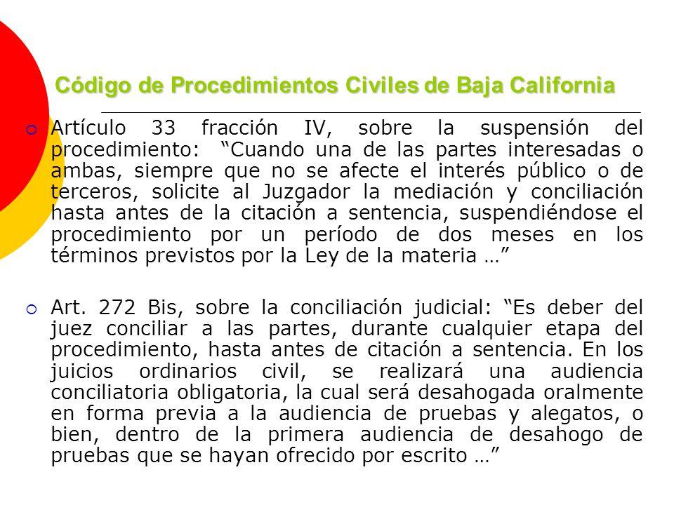 codigo procedimiento penal baja california: