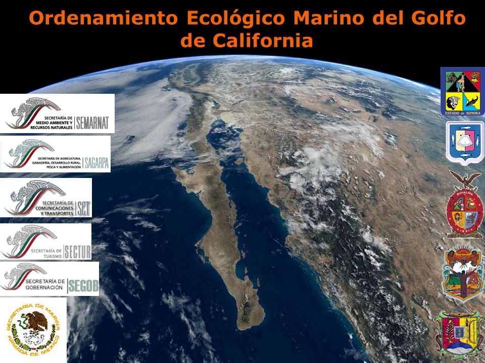 Ordenamiento Ecológico Marino del Golfo de California