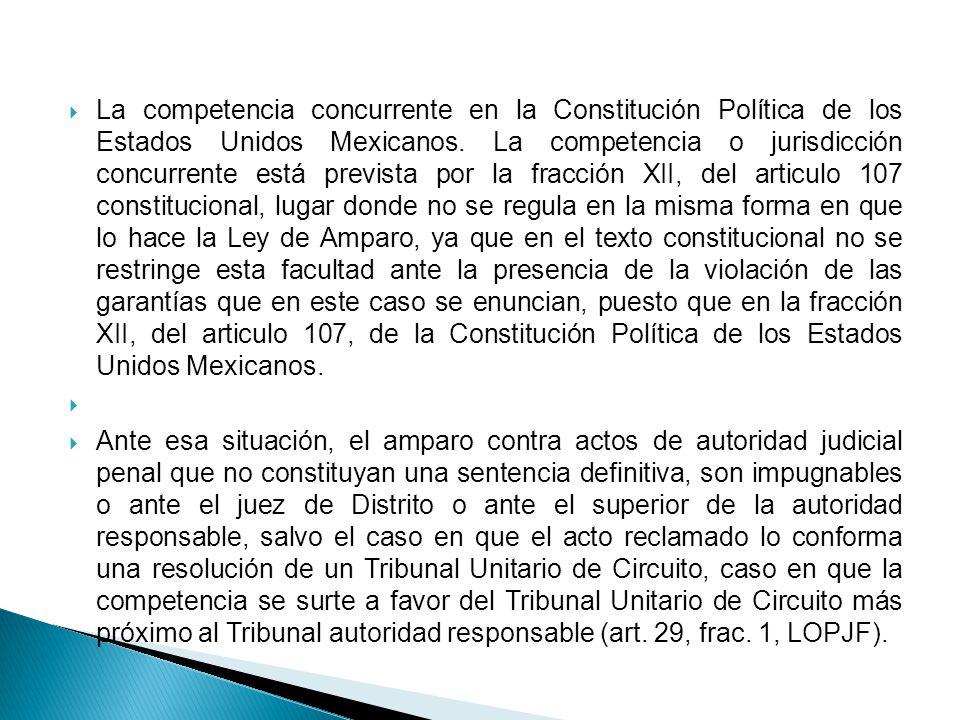 Articulo 107 fracción XII segundo párrafo; Constitucional. 35, 159 de la Ley de Amparo