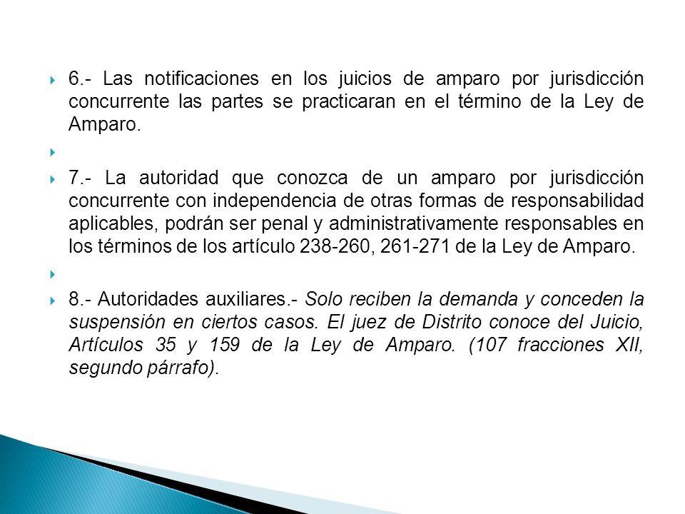 31/05/201474 LA DEMANDA DE AMPARO 9.- La demanda de amparo indirecto deberá formularse por escrito o por medios electrónicos en los casos que la ley lo autorice, en la que se expresará: (Art.
