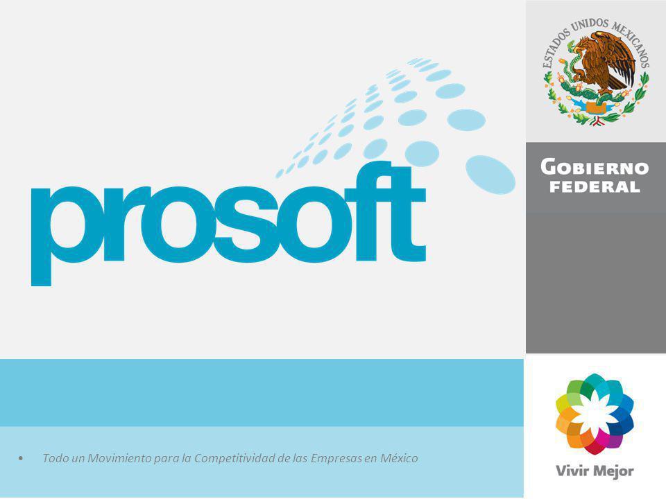 Todo un Movimiento para la Competitividad de las Empresas en México