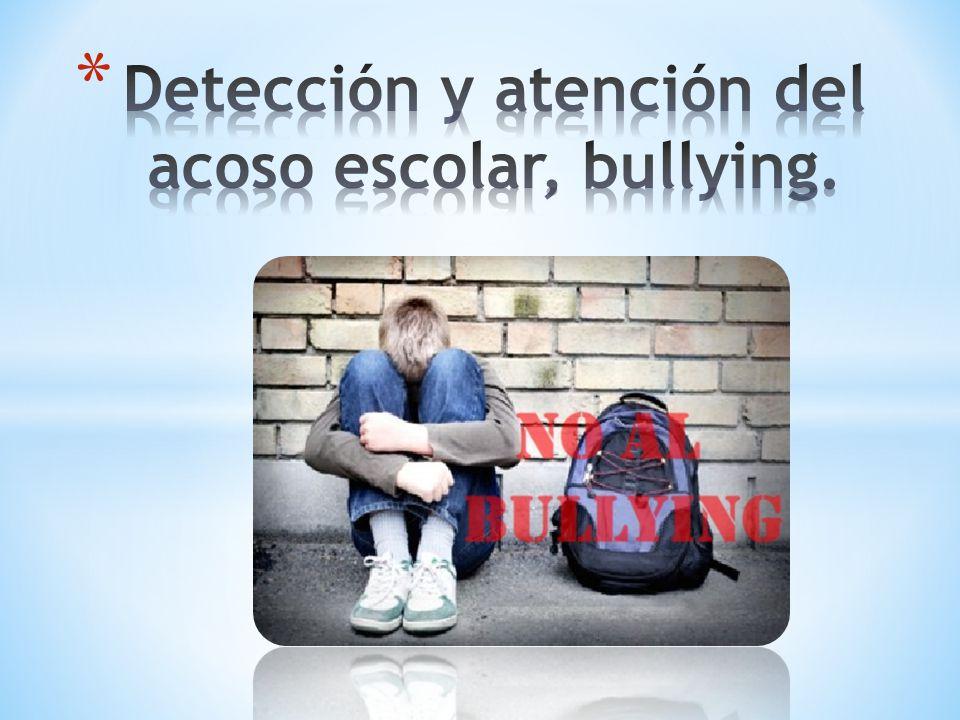 * El agresor es la persona más fácil de identificar: molesta, agrede, hostiga, amenaza… * Puede ser hombre o mujer.