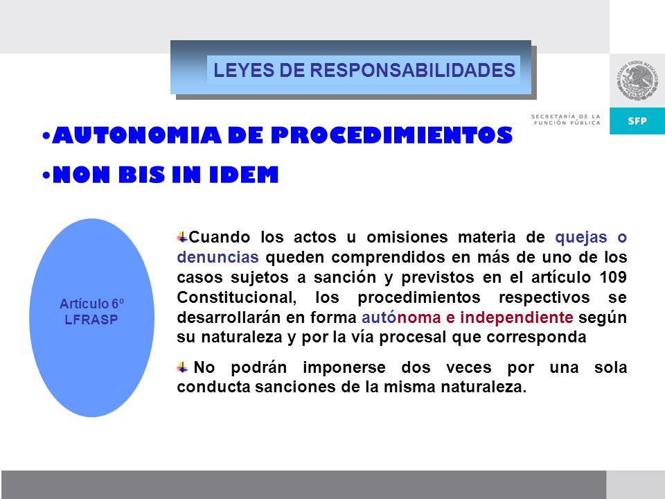 Dirección General de Responsabilidades y Situación Patrimonial Cuando los actos u omisiones materia de quejas o denuncias queden comprendidos en más d