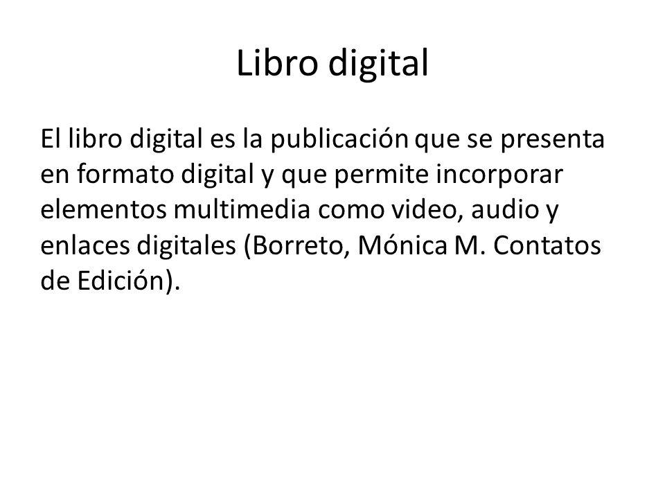 Edición electrónica Es difícil llegar a una definición precisa del término edición electrónica, ya que involucra la explotación de material literario en una diversidad de formas electrónicas y para una variedad de plataformas.