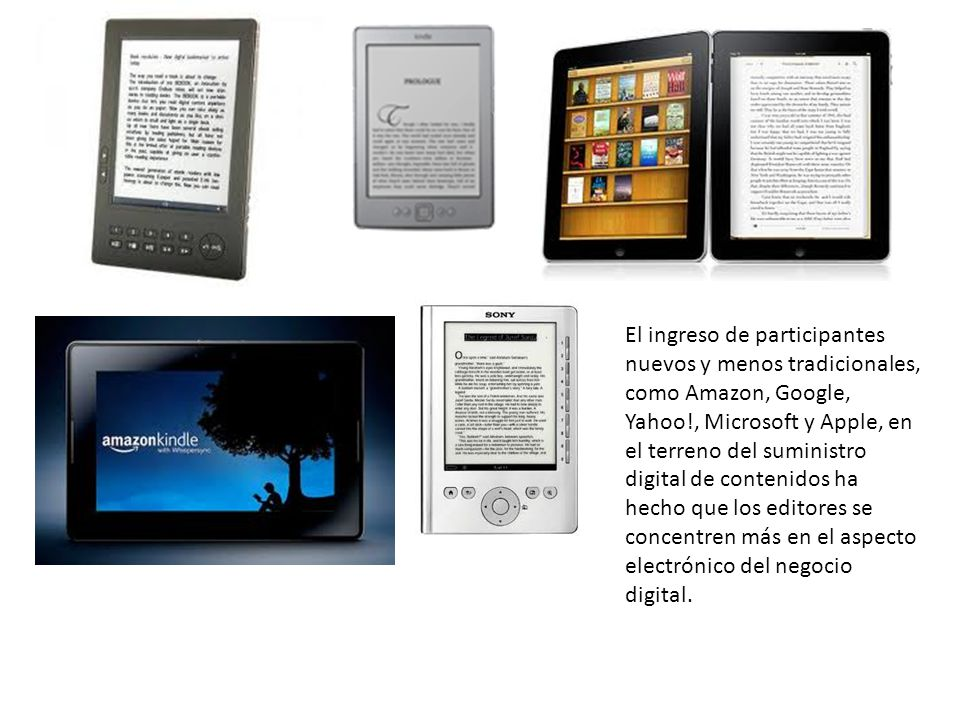 E-Libro y su futuro Según un informe reciente de la consultora Jupiter Research, en 2011 se vendieron en todo el mundo e-libros por valor de 3.200 millones de dólares.