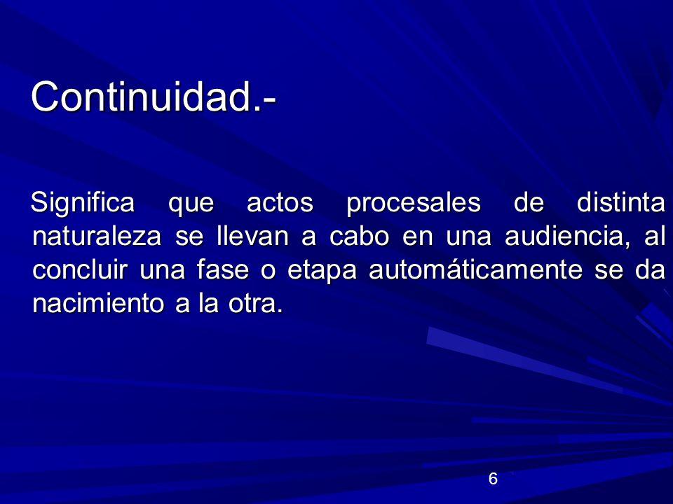 37 JUEZ DE CONTROL (art.16 Const.