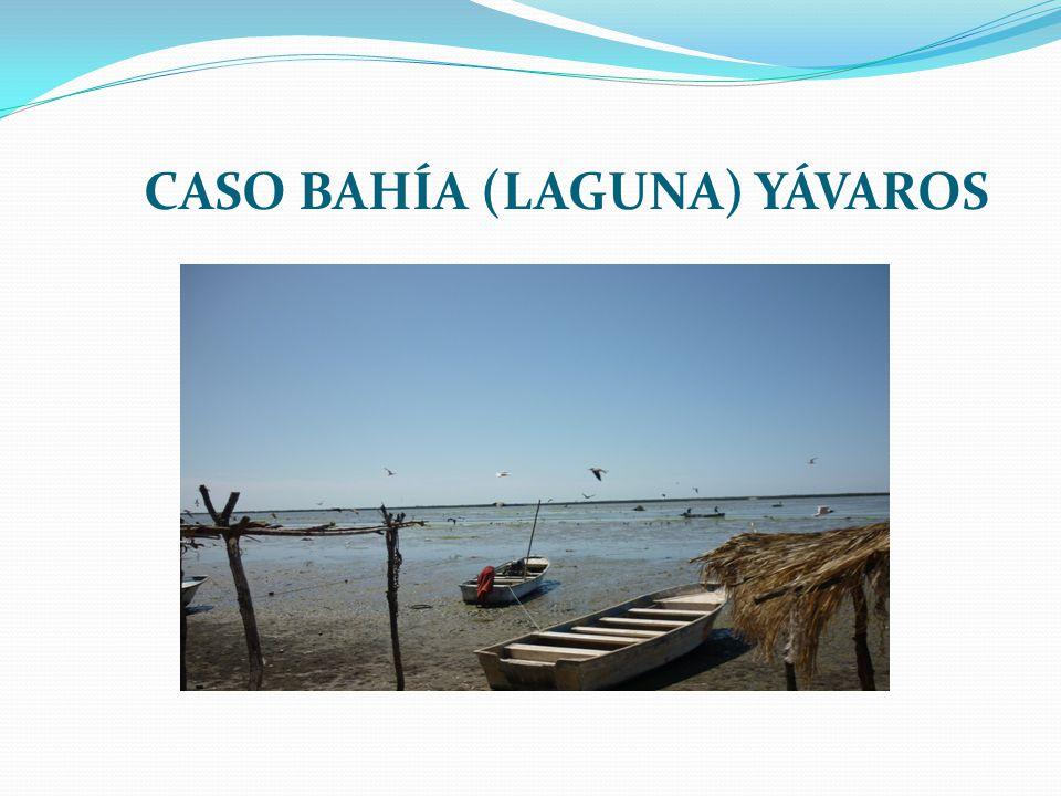 CASO BAHÍA (LAGUNA) YÁVAROS