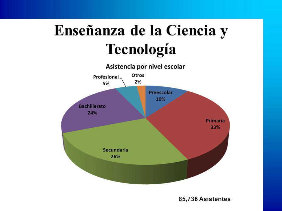 En este periodo se desarrollan 4 proyectos de investigación educativa.