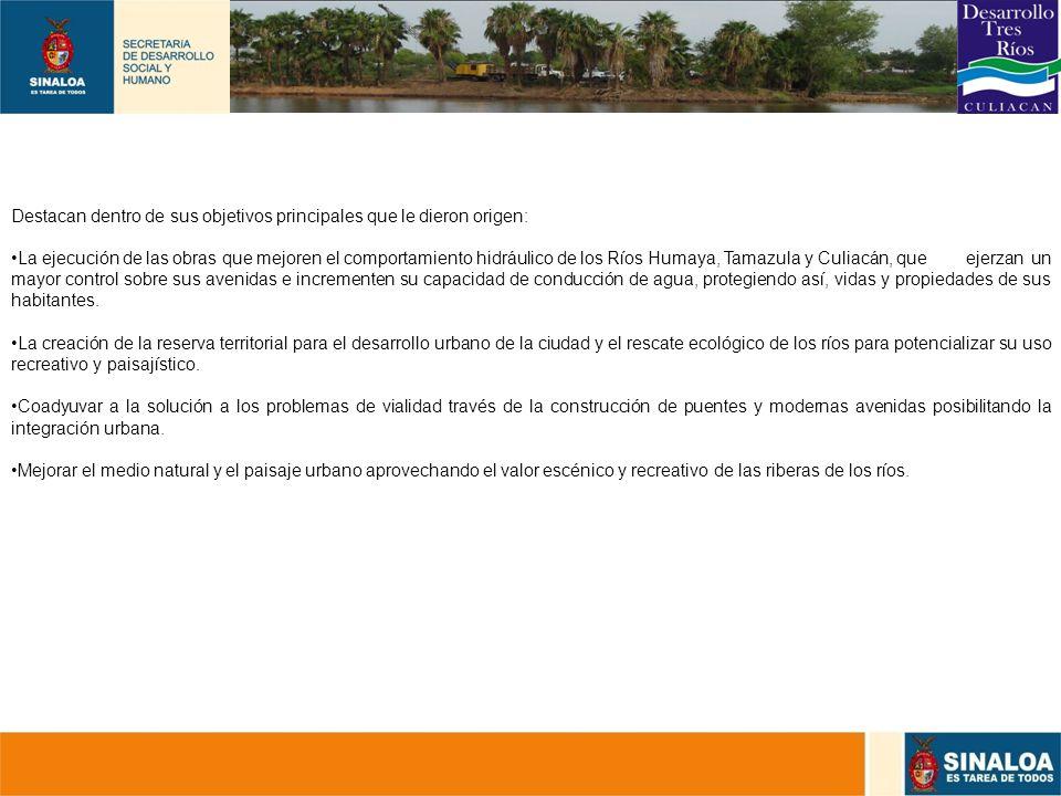 29 2.7.-Obras de dragados, mantenimiento y construcción de bordos marginales en los ríos.