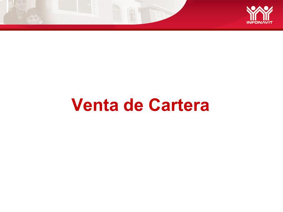 Venta de Cartera