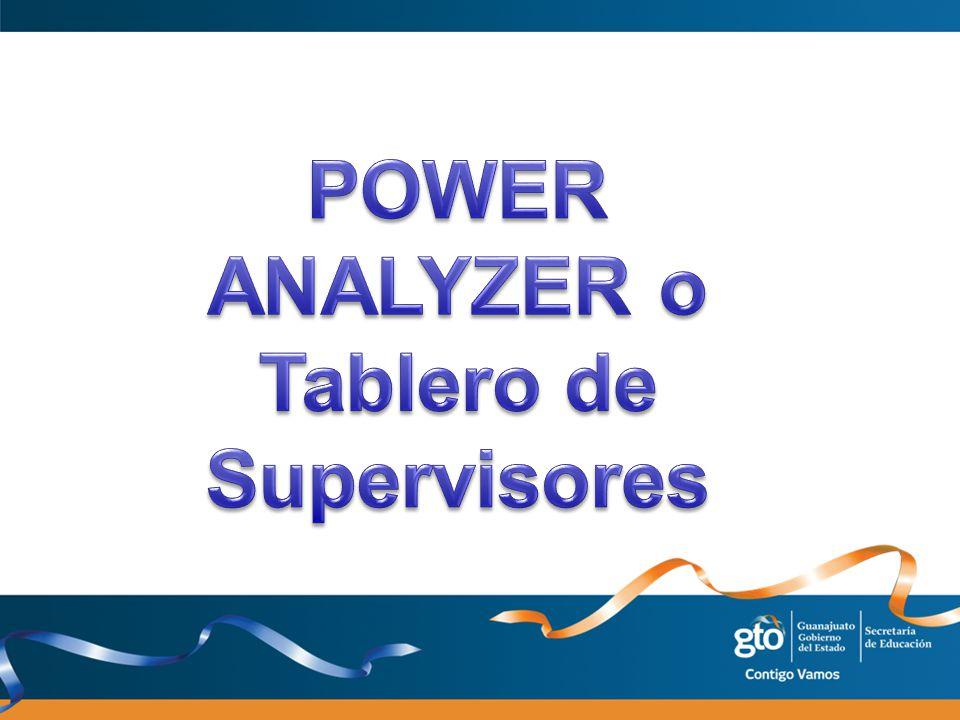Que el usuario comprenda las utilidades y usos del Informatica Power Center Data Analyzer Que el usuario aprenda a filtrar la información para determinar los parámetros educativos y los casos específicos a utilizar